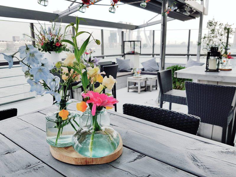 Trouwen In De Mooiste Trouwlocatie Van Rotterdam Eau Lounge